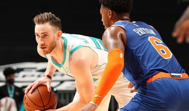 Knicks Stung by Gordon Hayward, Hornets on Second Night of Back to Back