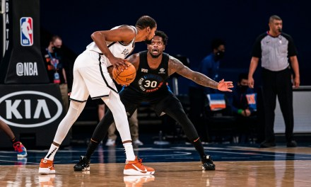 Knicks Drop Fourth Straight to Kevin Durant, Shorthanded Nets at The Garden