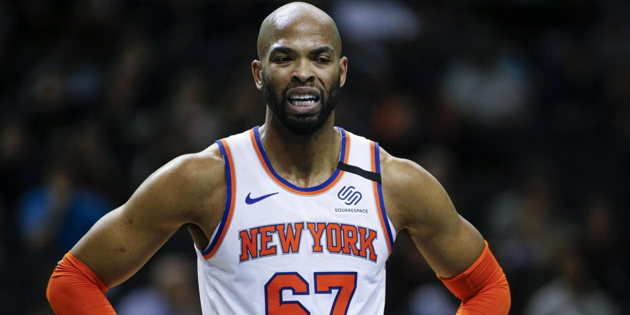 Knicks Bring Back Taj Gibson for Tom Thibodeau Reunion
