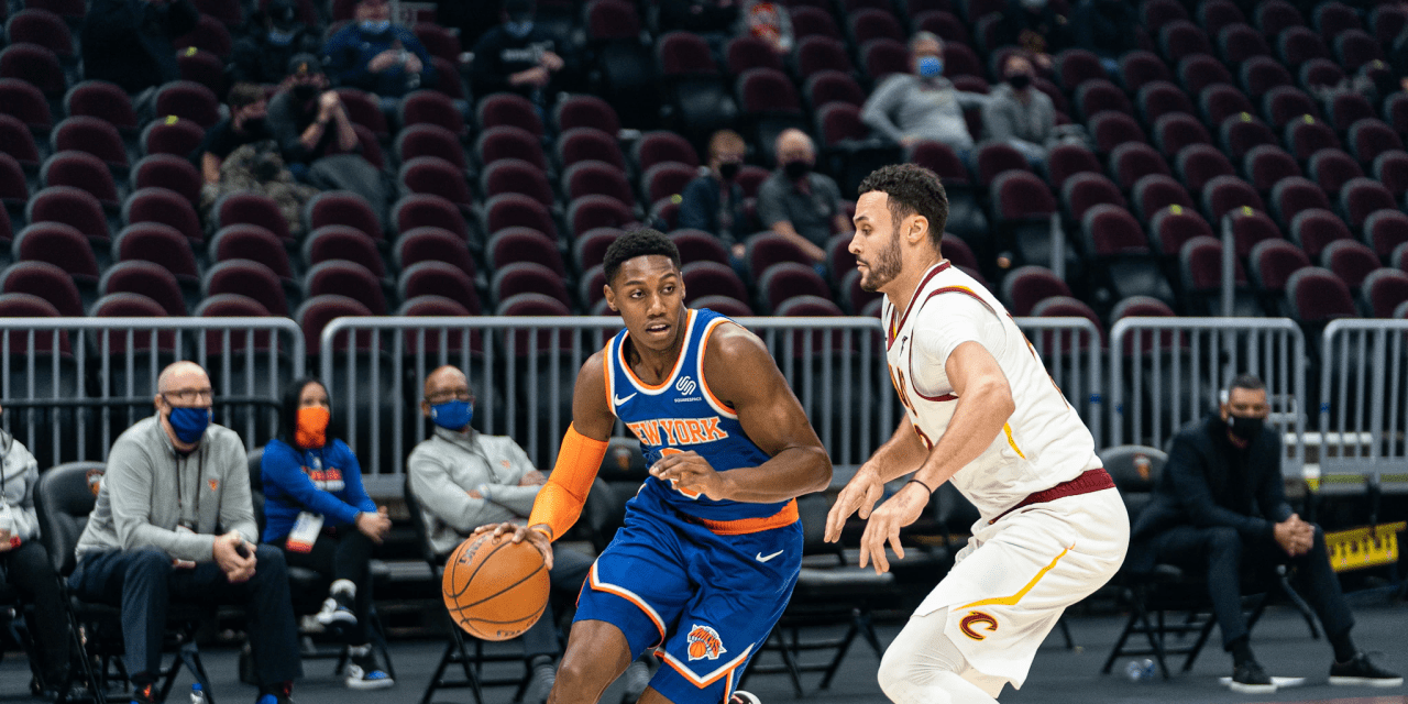 After Three Straight Losses, Knicks Face Cavs for Third Time