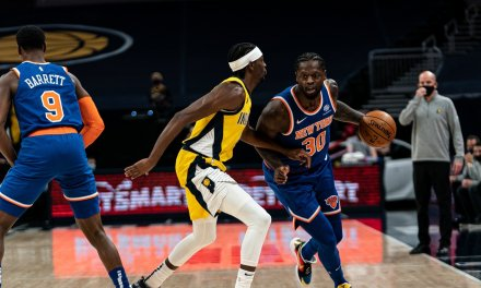 The Knicks Wall Podcast: Progress Reports on RJ Barrett, Julius Randle and More