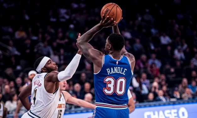 Knicks Look to End Homestand on a High Note Against Nuggets