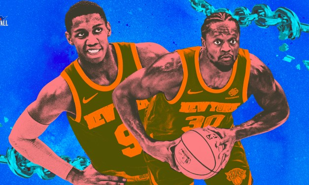 Could Untethering Julius Randle from RJ Barrett Unlock the Guard's Offense?