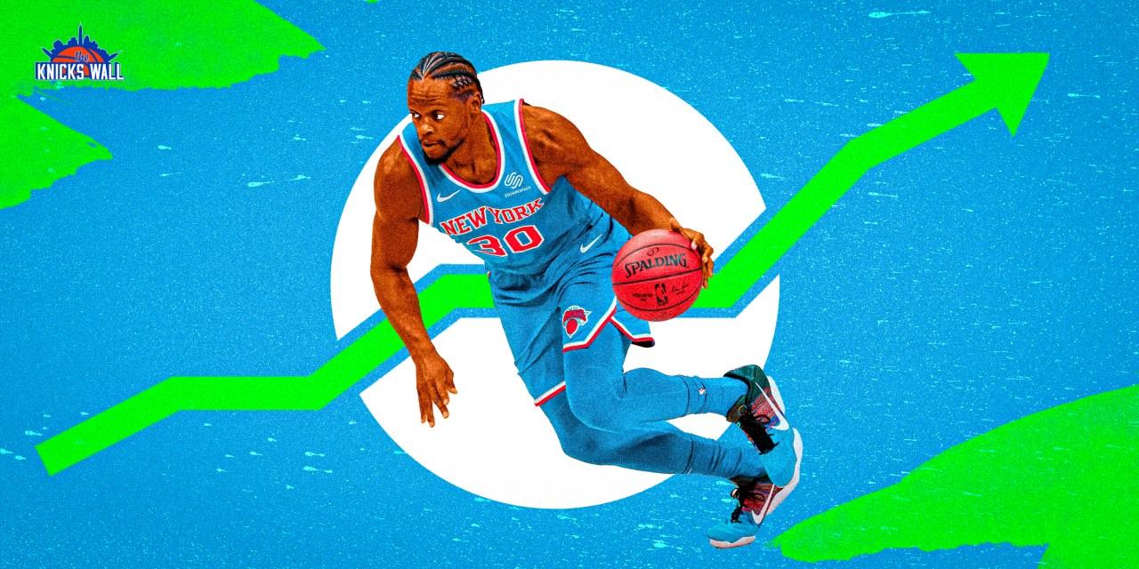 What's Julius Randle's Value Around the NBA?