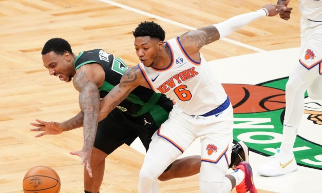Knicks Embarrass Tatum-Less Celtics, Snap Five-Game Skid