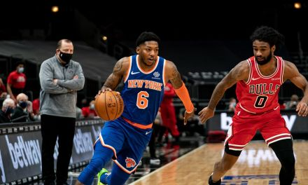 Knicks Rematch With Bulls, Look to Avoid Three-Game Skid