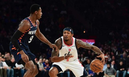 Bradley Beal Conveniently Missing From Knicks' Road Game With Wizards