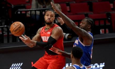 Knicks Return Home to Host Injury-Riddled Trail Blazers