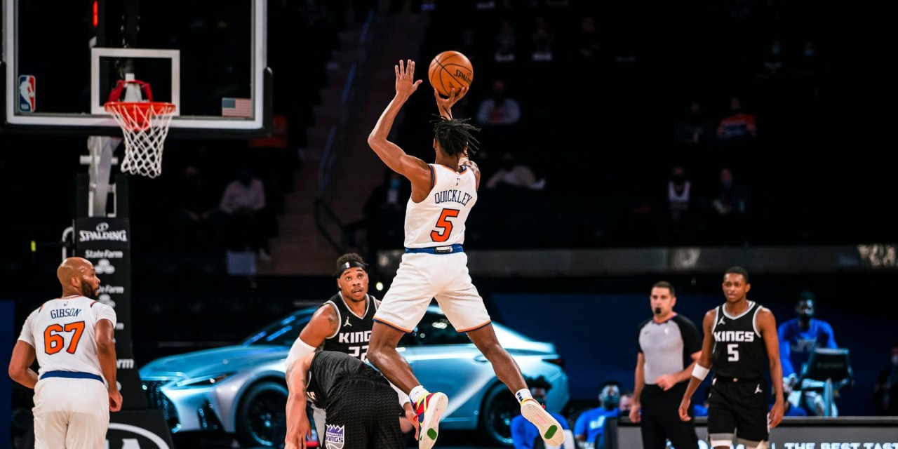 No Payton, No Problem in Balanced Knicks Effort Against Kings