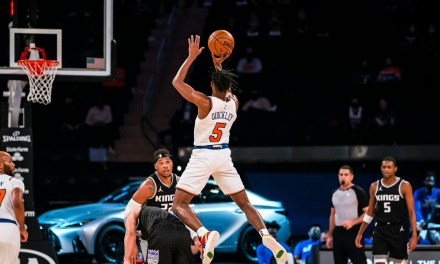 No Payton, No Problem in Balanced Knicks Effort Against Kings