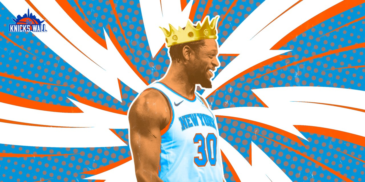 Is Julius Randle the Real Cornerstone of the Knicks?