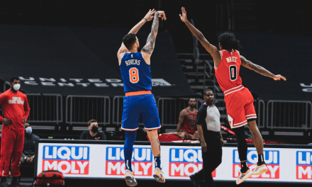 Julius Randle, Knicks Ride Early Advantage for Revenge in Chicago