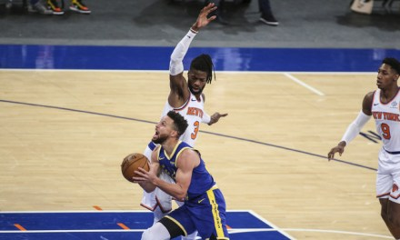 Stephen Curry, Warriors Play Spoiler to Julius Randle and Knicks Fans