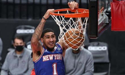 Knicks All-Star Weekend Recap: Julius Randle, Obi Toppin Finish Second
