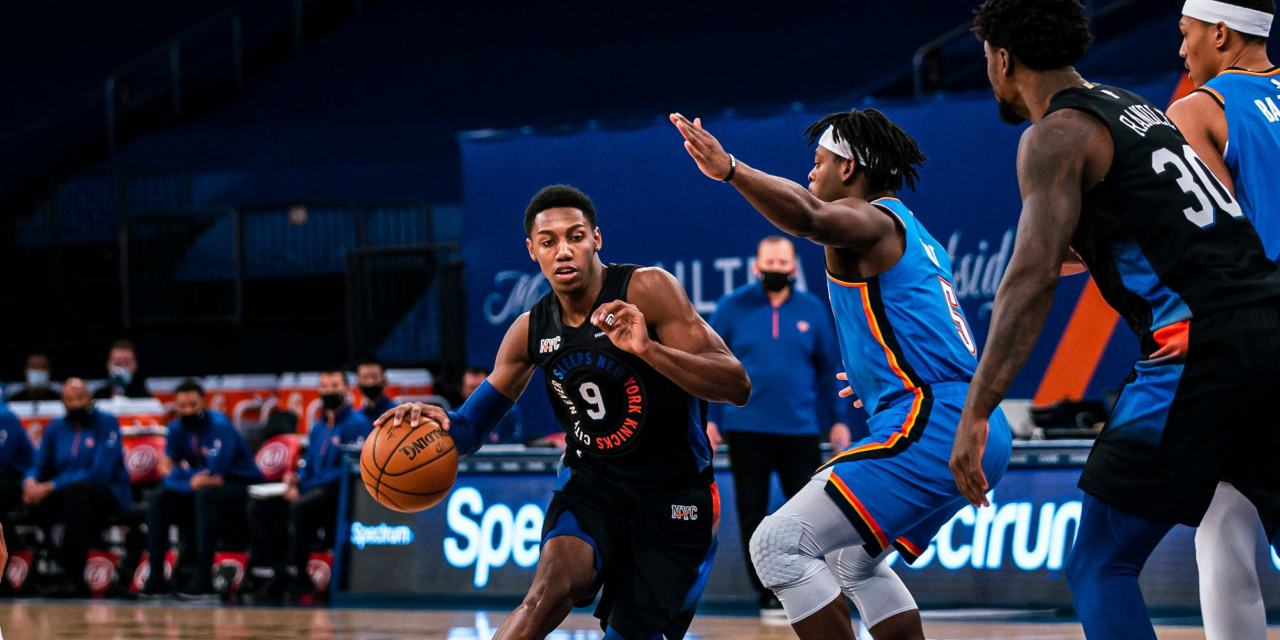 Knicks Slated to Battle a Defanged Thunder Squad