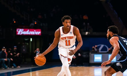 Reggie Bullock, Defense Key as Knicks Outlast Magic