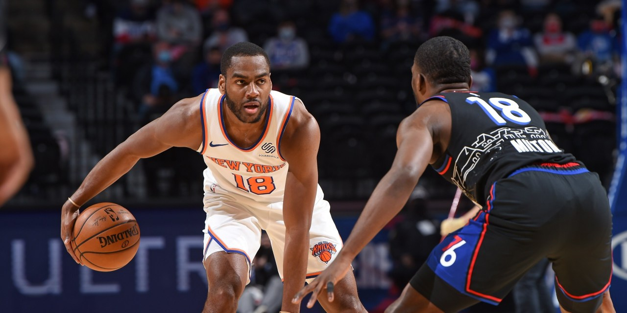 Knicks Lose Another Critical Late-Game Moment, This Time to Sixers