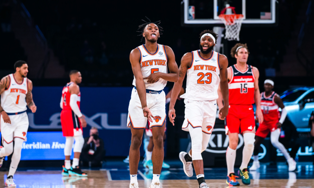 Knicks Host Wizards on Trade Deadline Day