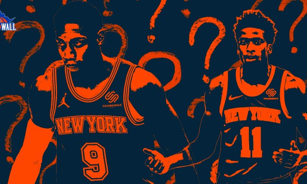 30 Games to Go: One Burning Question for Every Knick