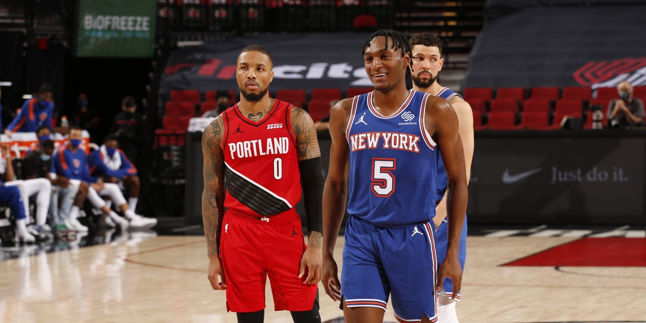 Damian Lillard Rumors Spring Forth Possibility of Knicks Pipe Dream