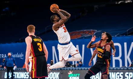 Knicks Have Chance to Overtake Hawks With Critical Matchup