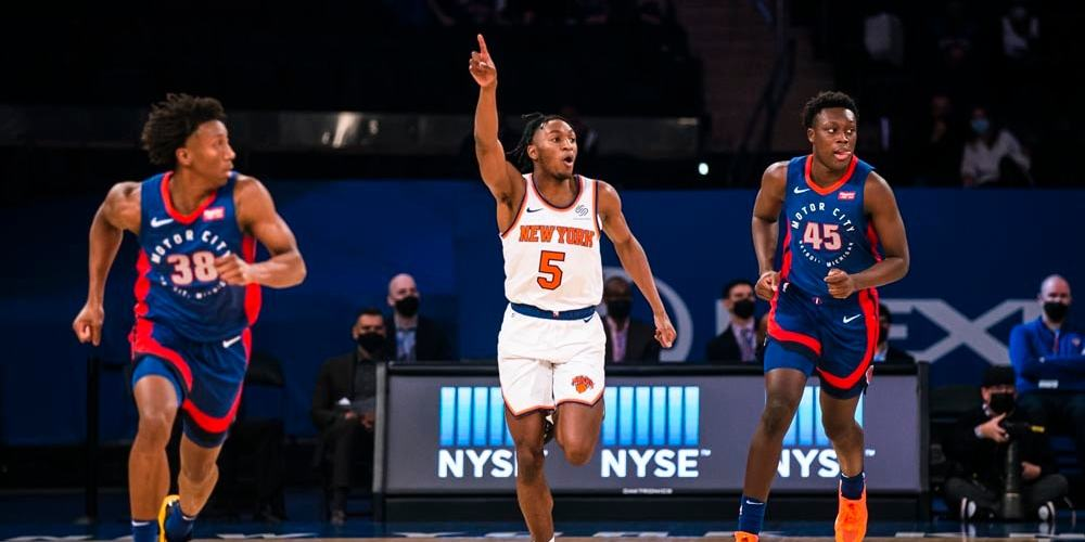Knicks Try Again to End Losing Skid in Detroit on Second Night of Back-to-Back