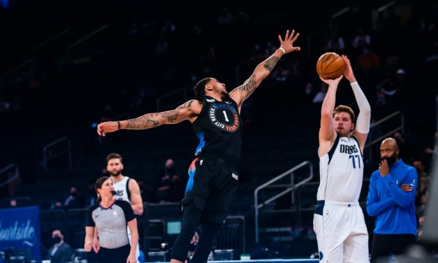 Knicks Seek Fifth Straight Win as They Face Luka Doncic, Mavericks