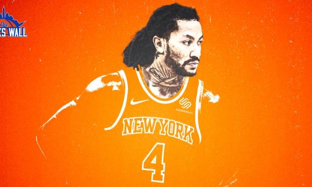 Derrick Rose Has Established Himself as a Key Part of Knicks' Second-Half Success