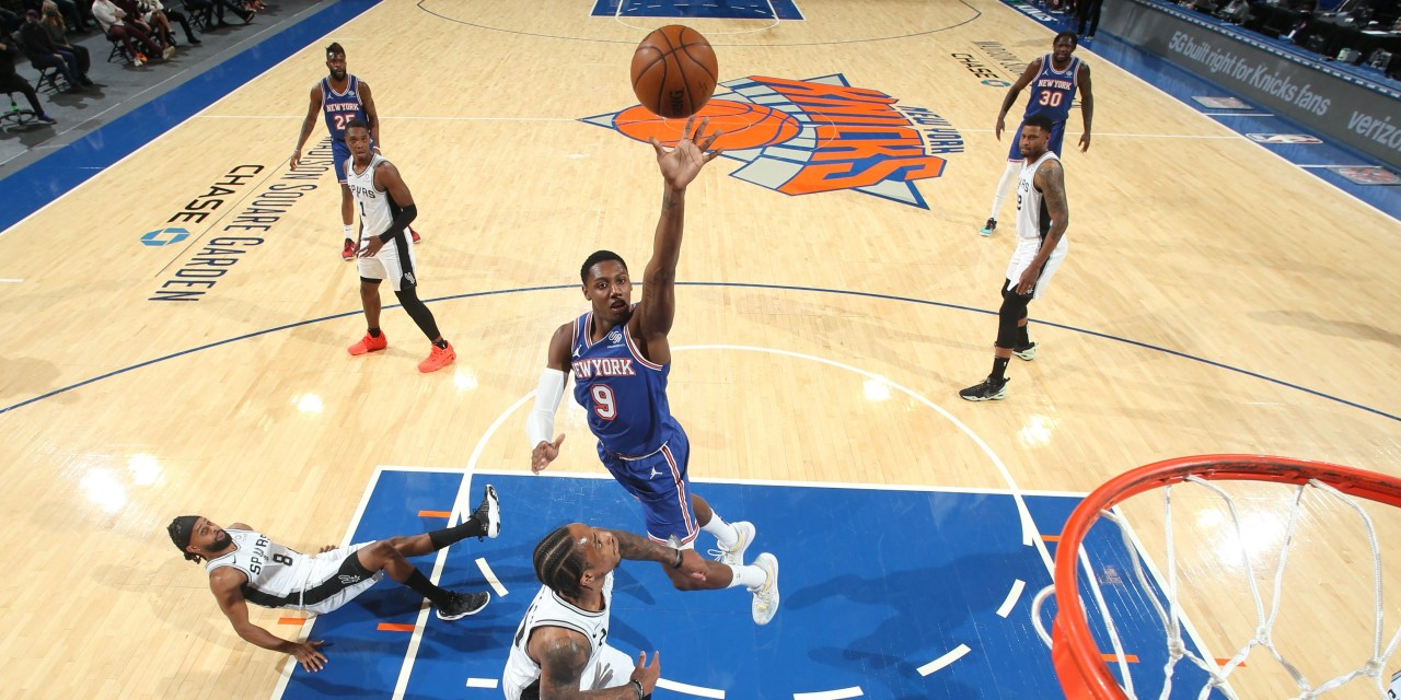 Depth on Display as Resilient Knicks Complete Comeback Victory Over Spurs