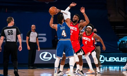 Knicks Kick Off Final Road Trip of the Season Against Rebuilding Rockets