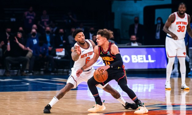 Trae Young Ices Knicks, Hawks Take Game 1