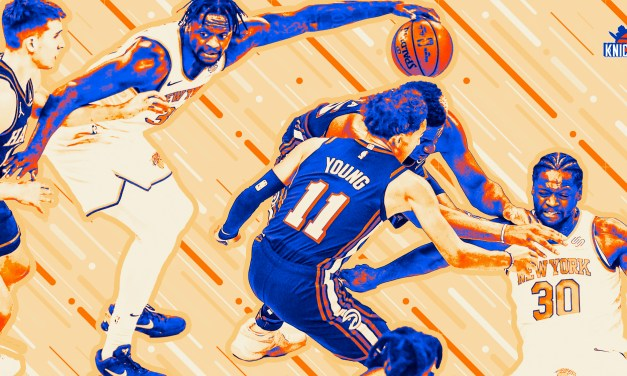 Positive (and Negative) Takeaways From Knicks' Swift Playoffs Exit