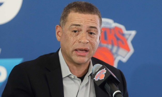 Report: Knicks Again Extend GM Scott Perry, This Time to Multi-Year Deal