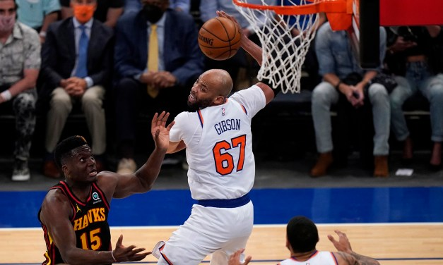 Report: Taj Gibson Returning to Knicks on Two-Year Deal [UPDATE]