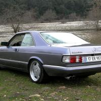 The W126 Mercedes SEC: men of taste and distinction