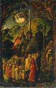 Coming from Evening Church 1830 Samuel Palmer 1805-1881 Purchased 1922 http://www.tate.org.uk/art/work/N03697