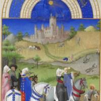 Les Tres Riches Heures (8): August