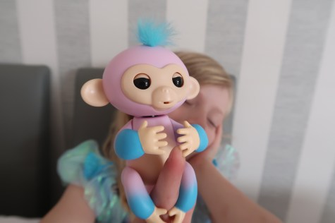 The knight tribe- fingerling review and giveaway