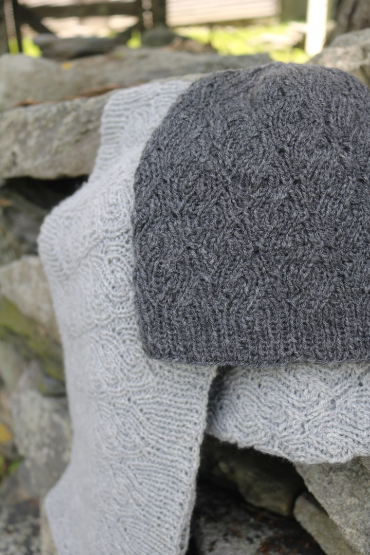 Calla Street Hat and Cowl