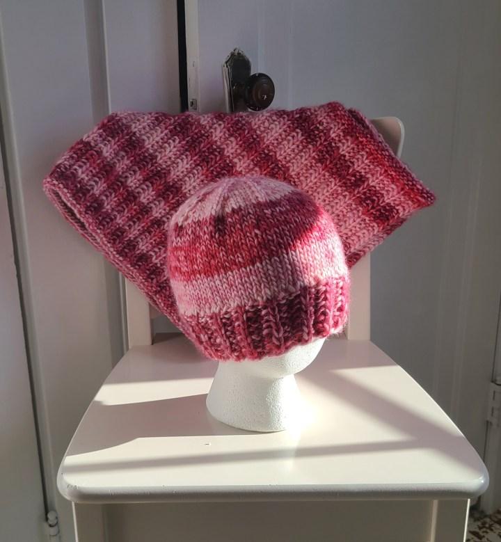 Corrugated: Cowl Update & Matching Hat