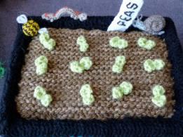 Knitted seedlings