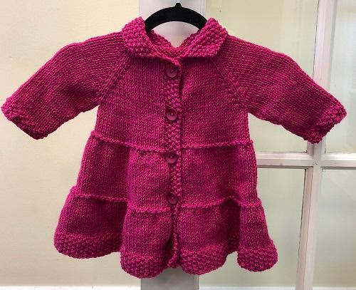 Baby + Toddler Tiered Coat & Jacket