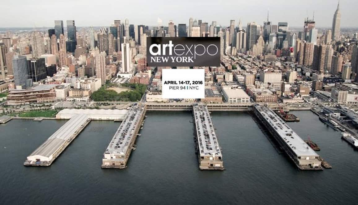 Artexpo New York 2016 Coming to Pier 94 in April - The Knockturnal