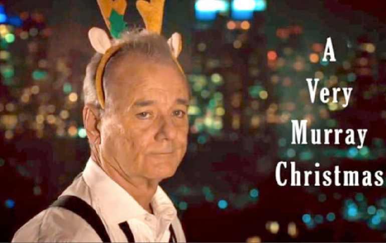 A Very Murray Christmas.A Very Murray Christmas The Knockturnal