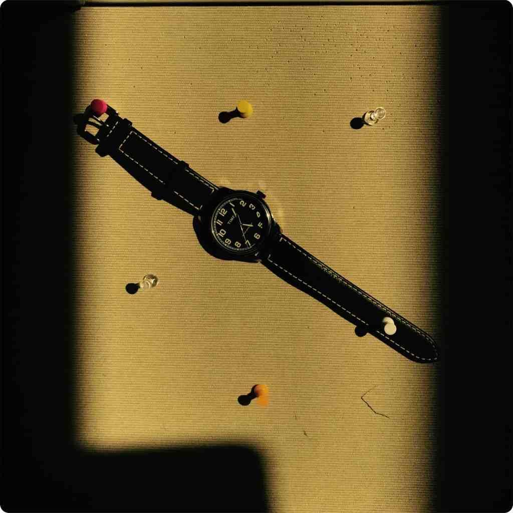 Timex 'New England' by Benjamin Schmidt