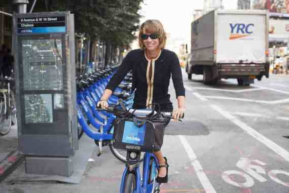 Ford Motor Company presented the City of Tomorrow Symposium. Janette Sadik-Khan