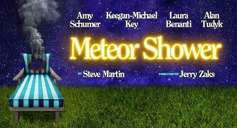 Image result for meteor broadway show