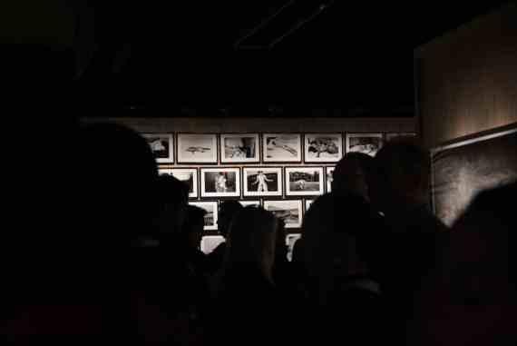 NOBUYOSHI ARAKI BY DALTON TAYLOR FOR THE KNOCKTURNAL AT Museum of Sex