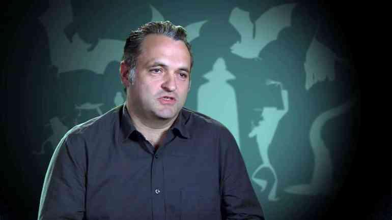 Genndy Tartakovsky Talks Directing 'Hotel Transylvania 3