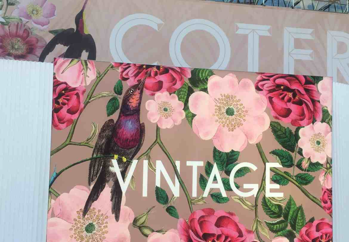 Coterie February Fashion Trade Show Unveils Upcoming Trends